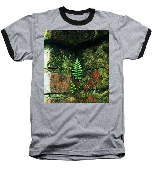 Baseball T-Shirt featuring the photograph Where There Is A Will by John Glass
