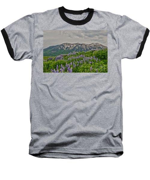 Whetstone Sunset Baseball T-Shirt