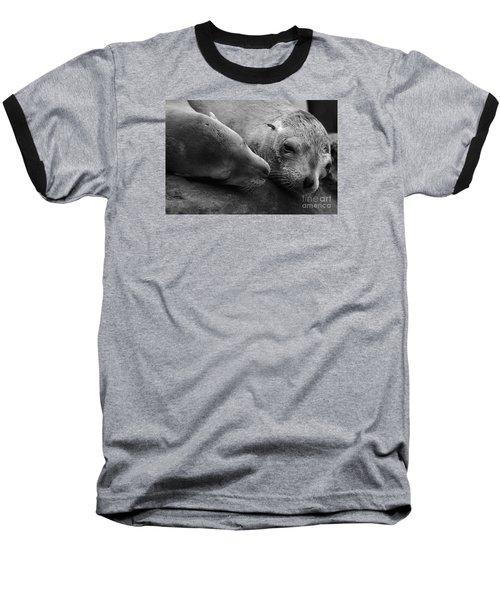 Whisker Love Baseball T-Shirt