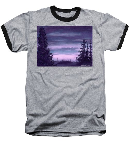 Whispering Pines Baseball T-Shirt