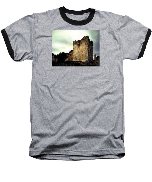 Baseball T-Shirt featuring the photograph Whispers And Footsteps by Angela Davies