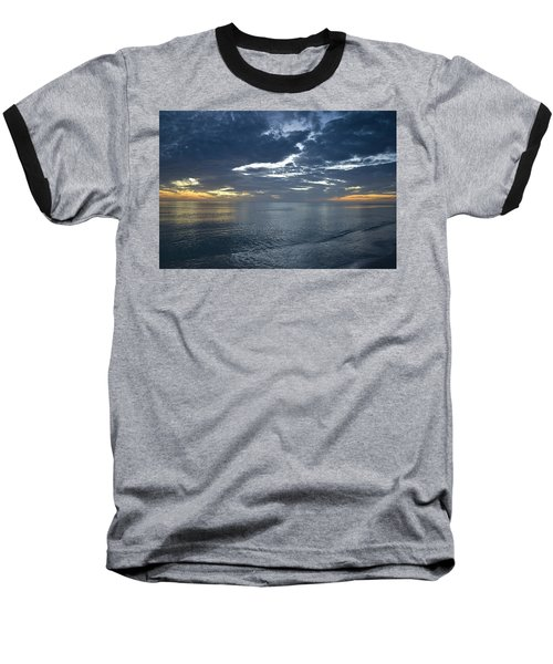 Whispers At Sunset Baseball T-Shirt
