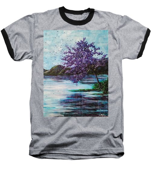 Whispers Of Wishes Baseball T-Shirt
