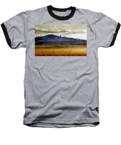 Whisps Of Velvet Rains... Baseball T-Shirt