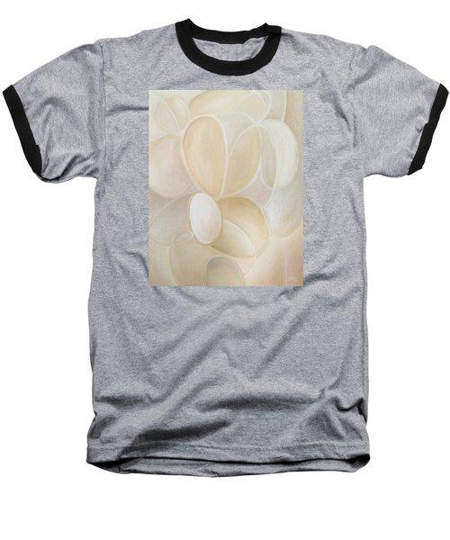 White On Baseball T-Shirt