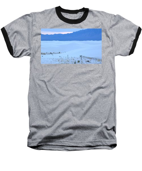 White Sands New Mexico Baseball T-Shirt