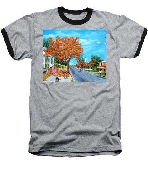 Whitehead Street Baseball T-Shirt