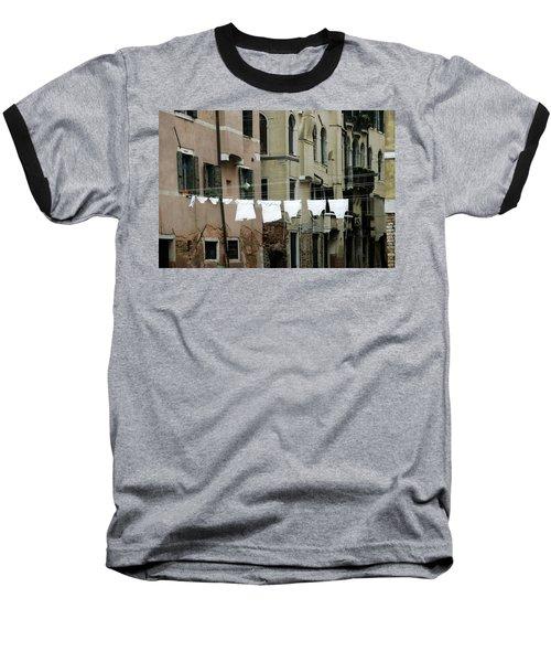 Whiter Than White Baseball T-Shirt