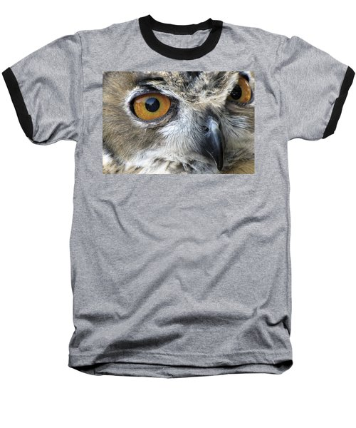 Who Baseball T-Shirt