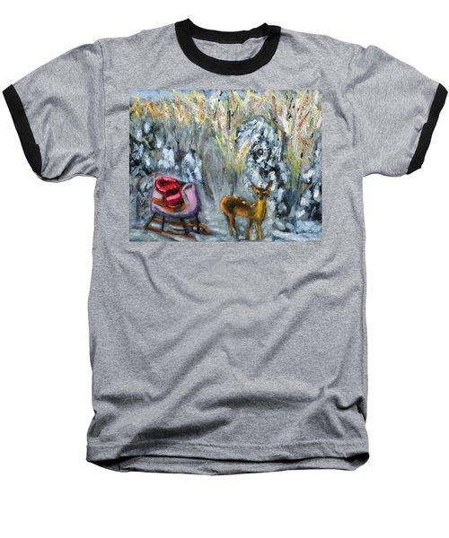 Who Me?? Baseball T-Shirt