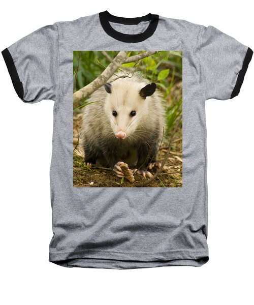 Who Says Possums Are Ugly Baseball T-Shirt