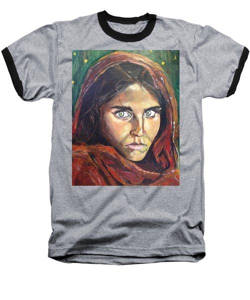 Who's That Girl? Baseball T-Shirt