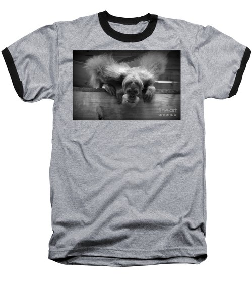 Who's There? Baseball T-Shirt