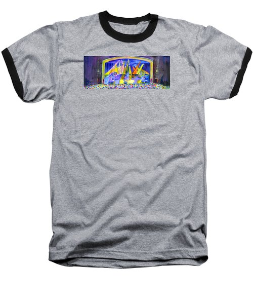 Widespread Panic Peabody Opera House Baseball T-Shirt