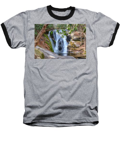 Widows Creek Falls Baseball T-Shirt