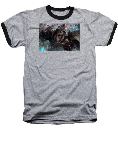 Wight Of Precinct Six Baseball T-Shirt