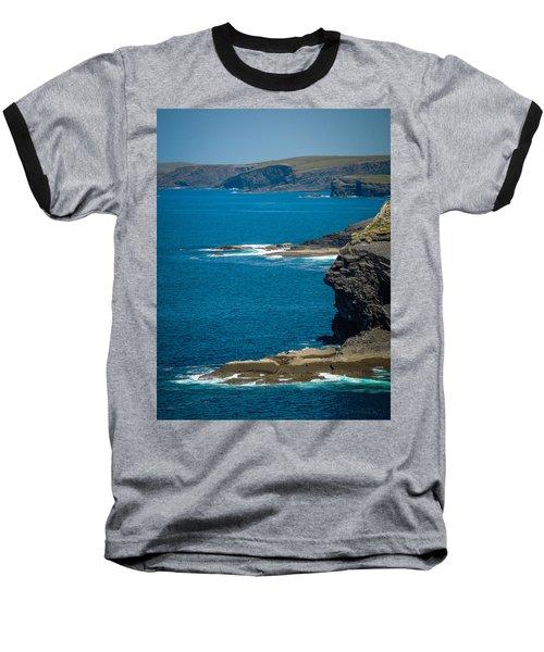 Wild Atlantic Coast Baseball T-Shirt