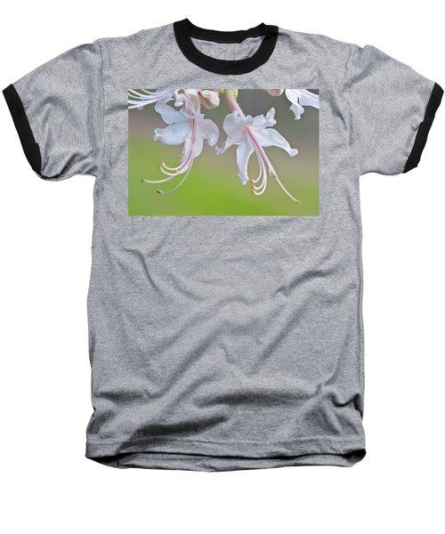 Wild Azalea Baseball T-Shirt