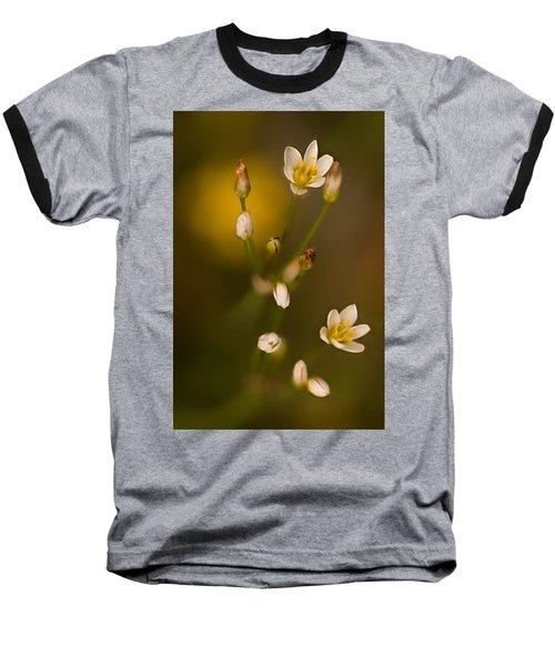 Wild Garlic Baseball T-Shirt