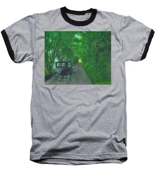 Wild Irish Roads Baseball T-Shirt