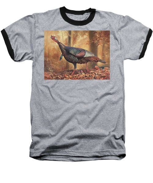 Wild Turkey Baseball T-Shirt