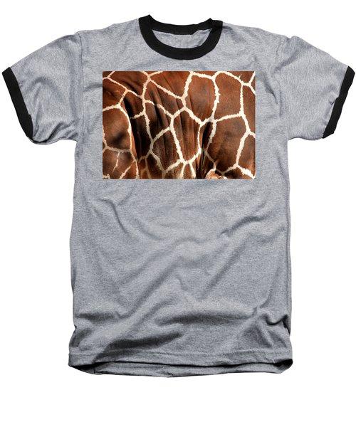 Wildlife Patterns  Baseball T-Shirt
