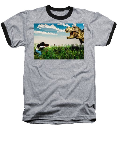 Wildlife Photographer  Baseball T-Shirt