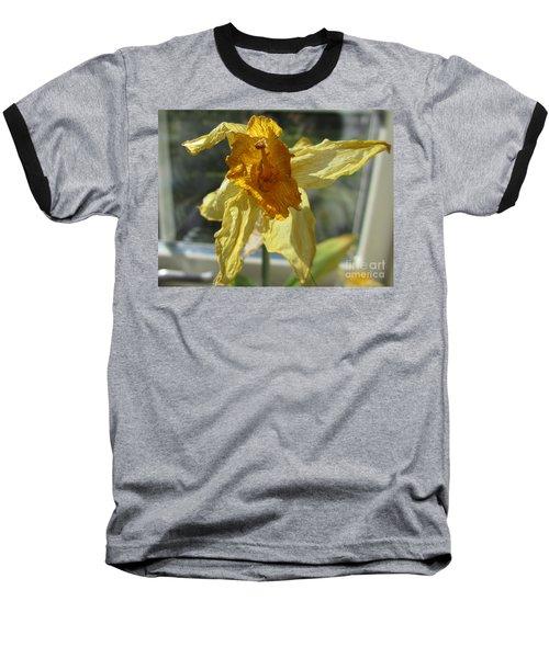Will You Still Love Me Tomorrow? Baseball T-Shirt by Martin Howard