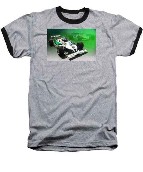 Williams Fw07 04 Baseball T-Shirt