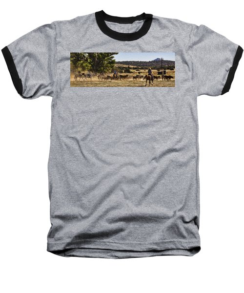 Williamson Valley Roundup 6 Baseball T-Shirt