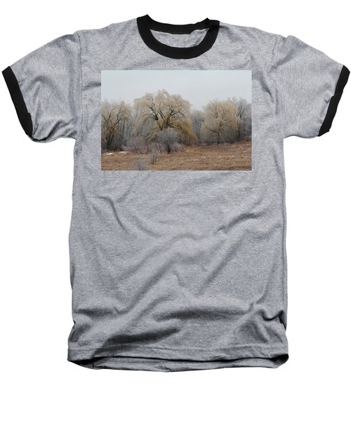 Willow Trees Iced Baseball T-Shirt