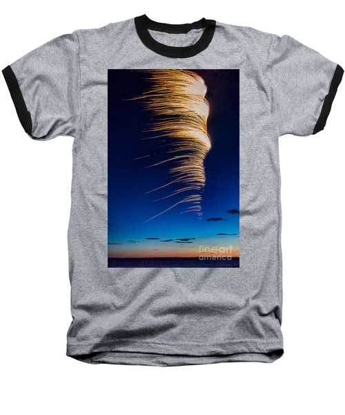 Wind As Light Baseball T-Shirt