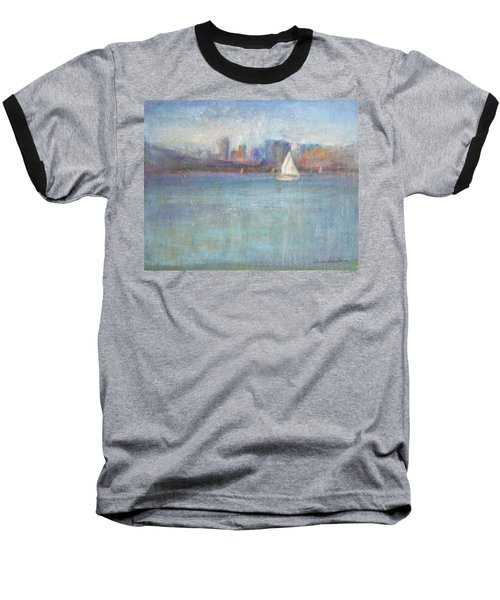 Wind In My Sails Baseball T-Shirt