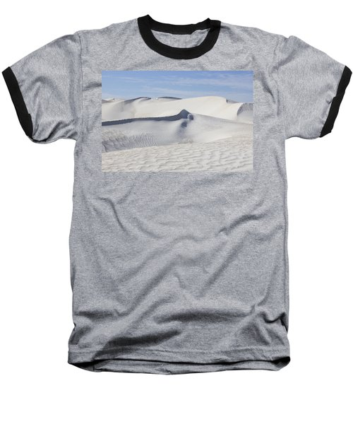 Wind Patterns Baseball T-Shirt