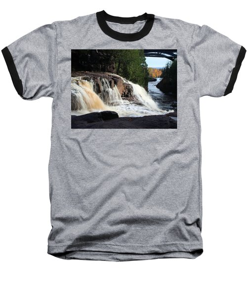 Winding Falls Baseball T-Shirt
