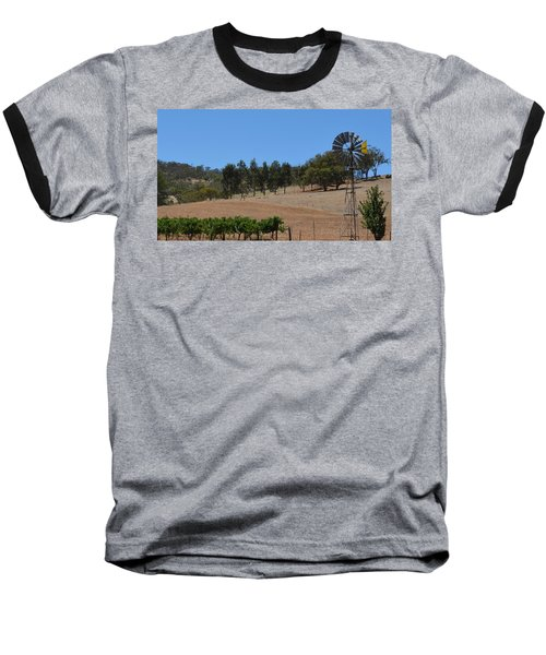 Windmill  Baseball T-Shirt