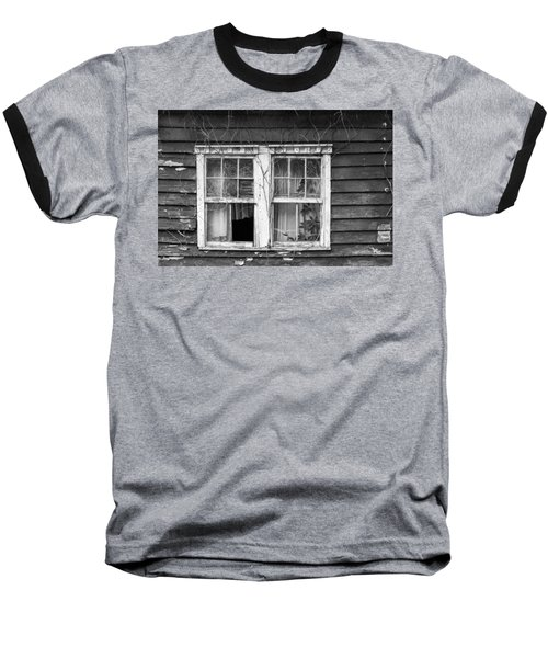 Window Dressing Baseball T-Shirt