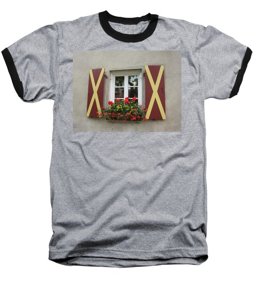 Window Dressing Baseball T-Shirt