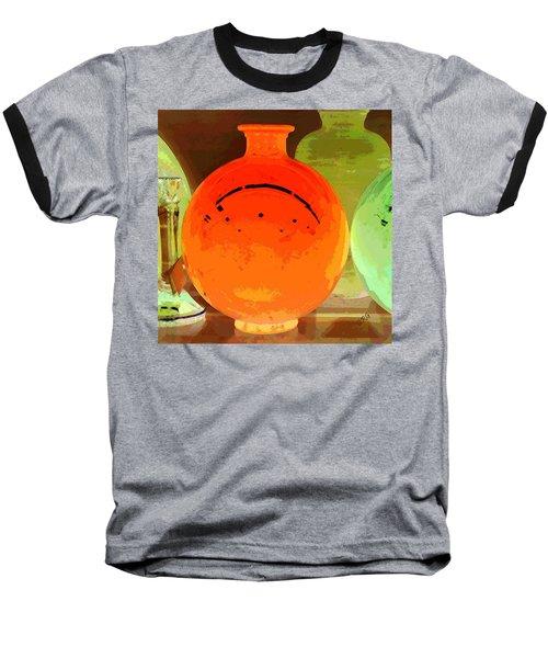 Window Shopping For Glass Baseball T-Shirt