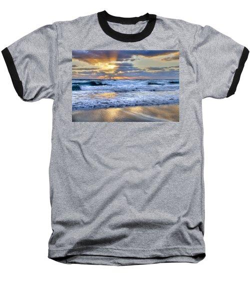 Window To Heaven Baseball T-Shirt