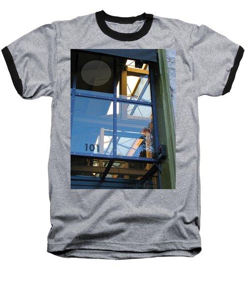 Windows 101 Baseball T-Shirt by Brooks Garten Hauschild