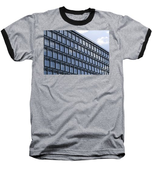 Windows In Copenhagen Baseball T-Shirt