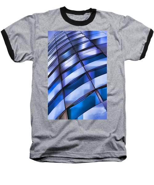 Windows In The Sky Baseball T-Shirt