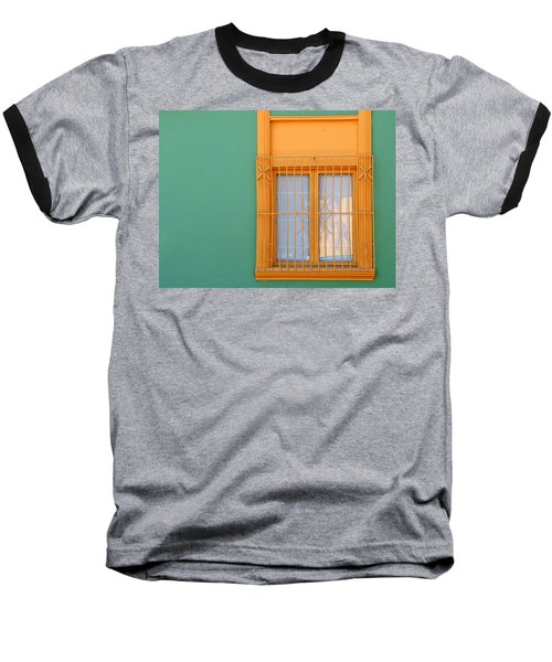 Windows Of The World - Santiago Chile Baseball T-Shirt