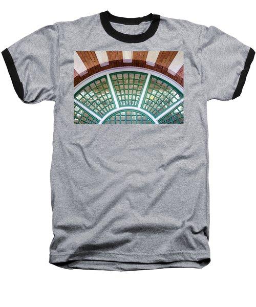 Windows Of Ybor Baseball T-Shirt