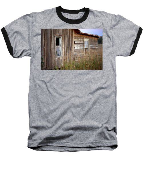 Baseball T-Shirt featuring the photograph Windows On The World by Gordon Elwell