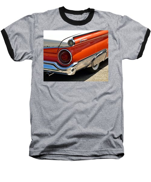 Wing And A Skirt - 1959 Ford Baseball T-Shirt