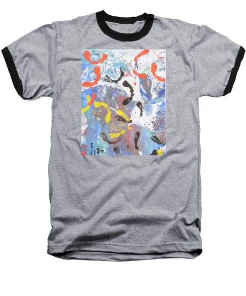 Wings Of Autumn Baseball T-Shirt