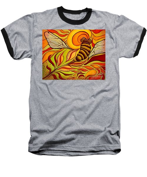 Wings Of Change Baseball T-Shirt