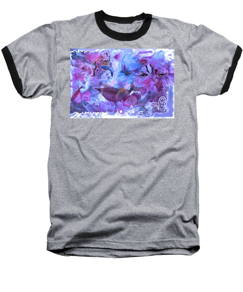 Wings Of Joy Baseball T-Shirt